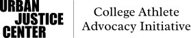 College Athlete Advocacy Initiative Logo